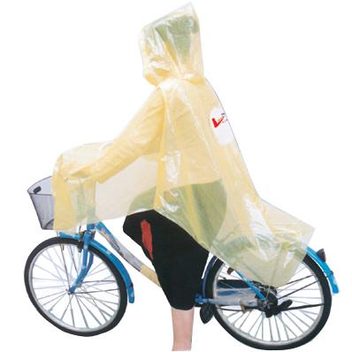 полиэтиленовая накидка от дождя вело.